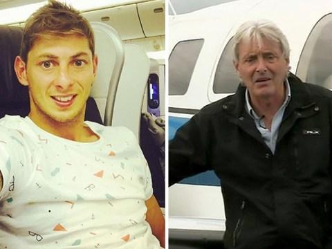 Man arrested over Emiliano Sala's death is a pilot