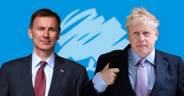 The two remaining Tory hopefuls will now battle for the keys to No 10.