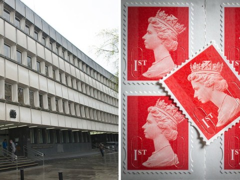 Father and son 'forged 3.6 million 1st class stamps worth £2,200,000'