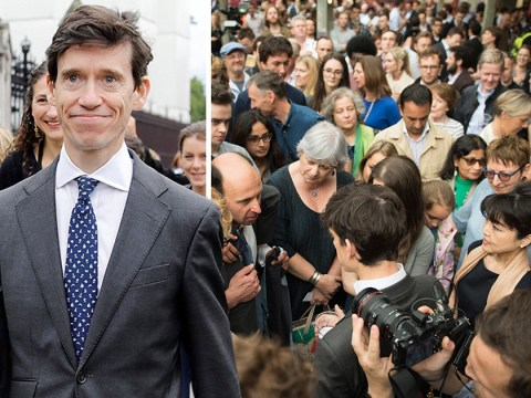 Rory Stewart calls for 300,000 supporters to take over Tory party after being booted from leadership race