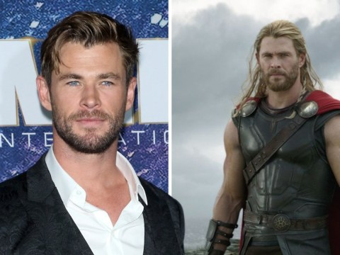 Chris Hemsworth scores himself a star on the Hollywood Walk of Fame