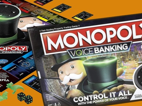 Hasbro launches voice-controlled Monopoly so players can't cheat