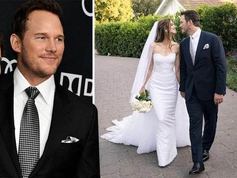 Chris Pratt receives loving birthday message from wife Katherine Schwarzenegger weeks after wedding