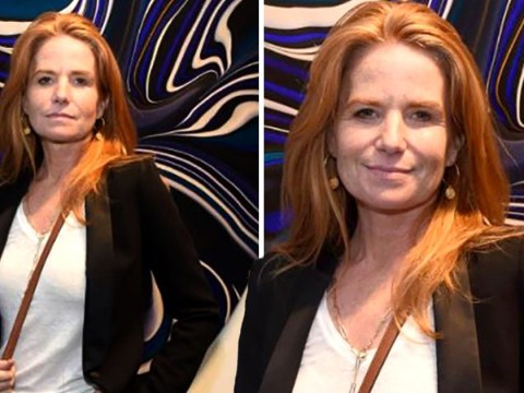 EastEnders' Patsy Palmer all smiles after shocking us all with her real name
