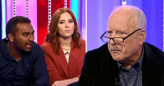 Richard Dreyfuss causes chaos on The One Show by swearing live on telly