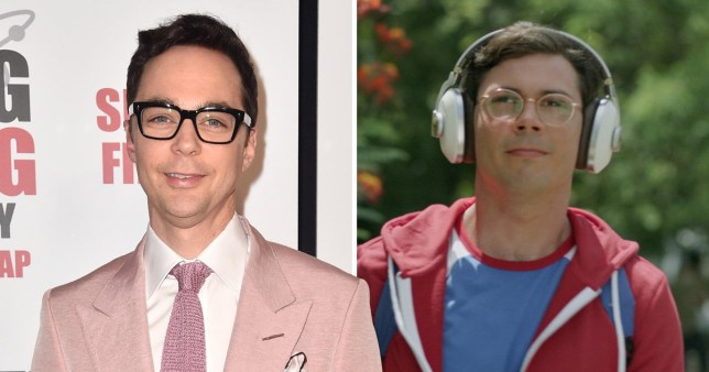 Jim Parsons and Ryan O'Connell in Netflix Special