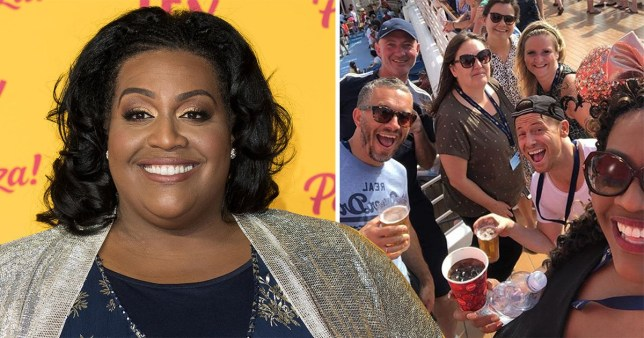 This Morning's Alison Hammond is living the dream out in Rome after showing off incredible weight loss