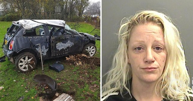 Cleaner Drank Stella Crashed Car And Slapped Doctor On
