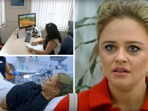 I'm A Celebrity star Emily Atack admits she needs a child to feel 'complete'