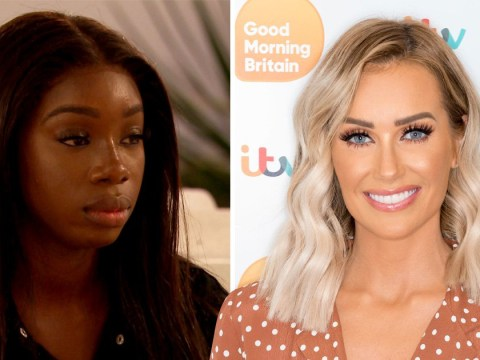 Ex Love Island star Laura Anderson brands Yewande Biala a 'moody brat' over Danny and Arabella drama