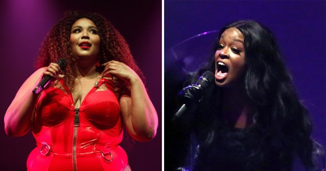 Lizzo and Azealia Banks