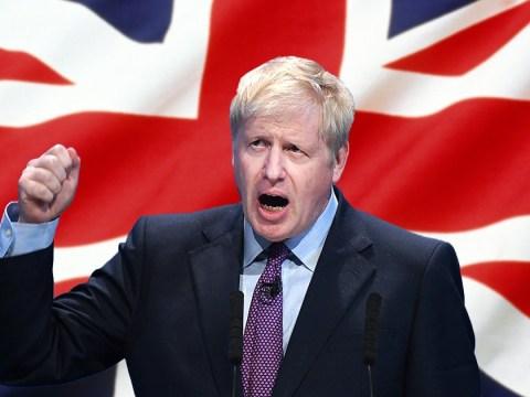 Boris Johnson says he 'won't bottle it' on Brexit day