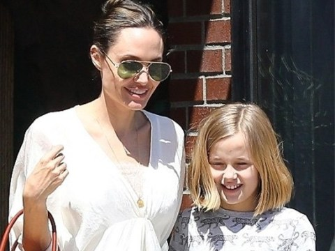 Angelina Jolie sets aside busy schedule to spend quality time with her daughter