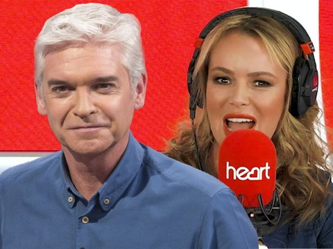 Amanda Holden claims Phillip Schofield snubbed her offer of coffee date amid feud claims