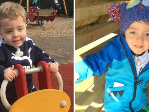 Three-year-old boy who can't speak because of tracheostomy uses Makaton signing to sing his favourite George Ezra song