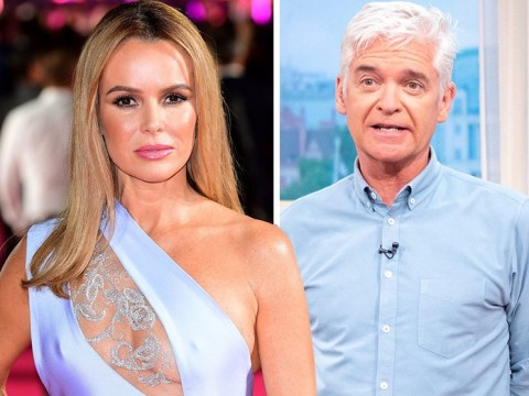 This Morning star calls for Amanda Holden to be sacked from ITV amid Phillip Schofield feud