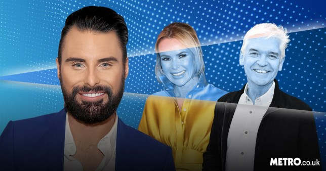 Rylan Clark-Neal called out TV co-stars for bad manners before Phillip Schofield and Amanda Holden feud