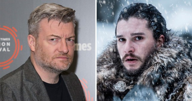 Charlie Brooker weighs in on Game Of Thrones