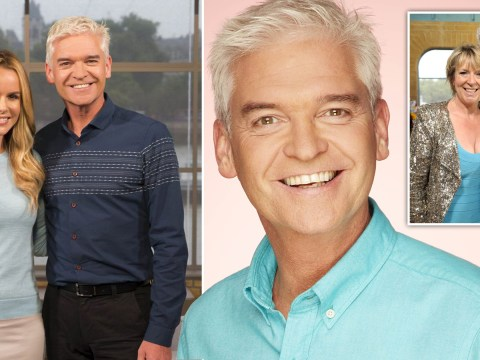 Phillip Schofield called an 'arch manipulator' on This Morning amid Amanda Holden feud