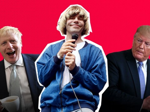 Tim Burgess basically predicted Donald Trump presidency and Boris Johnson's potential PM win