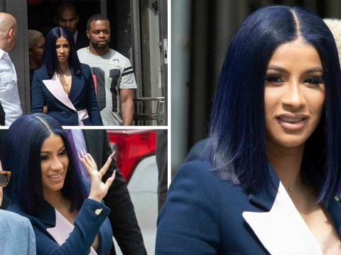 Cardi B pleads not guilty in assault case after New York strip club fight after insisting: 'I ain't going to jail'