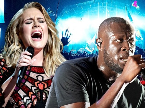 Stormzy getting Glastonbury headline advice from Ed Sheeran and Adele and promises 'biggest show' yet