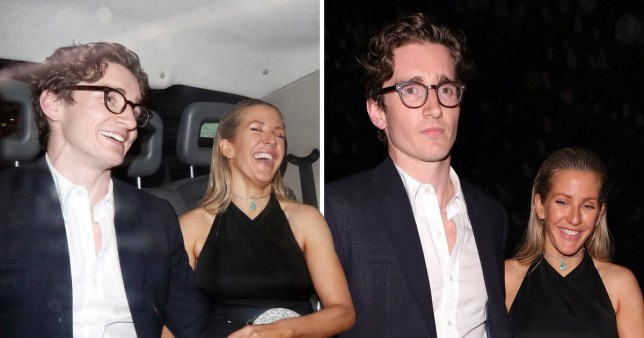 Ellie Goulding and fiancé Caspar Jopling all loved up as they join A-listers at Serpentine Summer Party