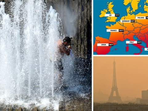 Summer turns deadly as 45C Saharan Bubble moves towards Britain