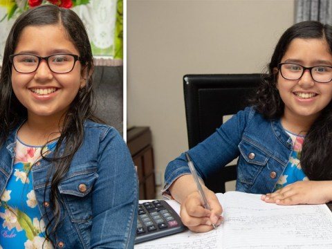 Girl, 11, memorised periodic table in 40 minutes and is smarter than Einstein