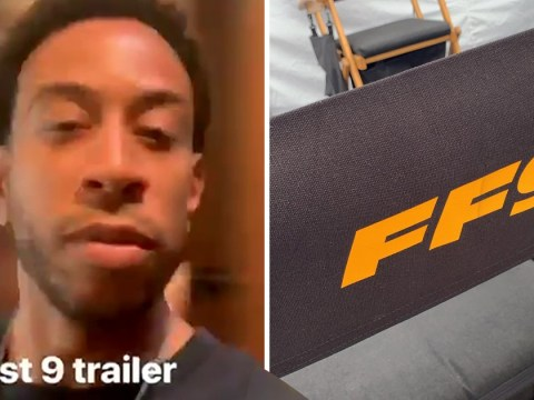 Ludacris teases Fast & Furious 9 trailer in London and no expense has been spared