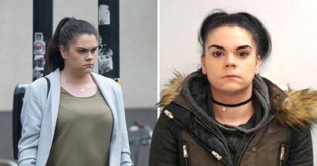 Laura Hood, 27, is facing jail after she wrongly claimed she was raped by a taxi driver on a night out