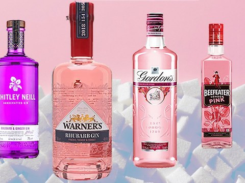 How much sugar is in your bottle of flavoured gin?