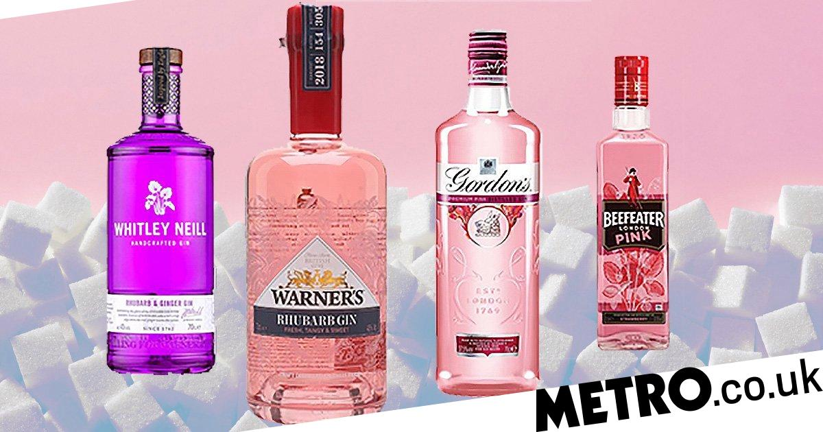 How Much Sugar Is In Your Bottle Of Flavoured Gin Metro News