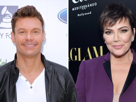Ryan Seacrest blocked Kris Jenner's toilet and ran away: 'I just left it there'