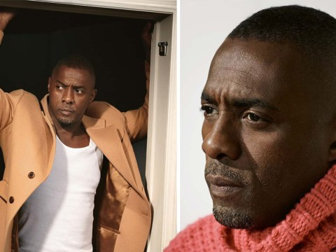 Idris Elba says he'd be in a 'difficult position' as the first black actor to play James Bond