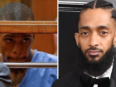 Nipsey Hussle murderer's getaway driver claims shooting happened after 'snitch' comment