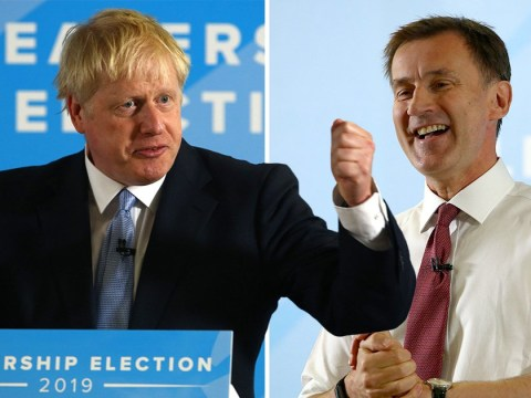 Boris and Hunt take their campaigns out on the road in battle for Tory leadership