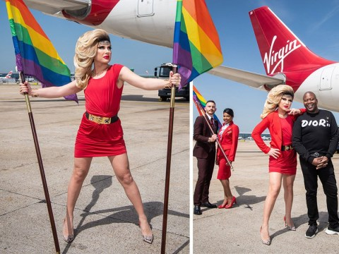 Virgin Atlantic Pride Flight heads to New York for 50th anniversary party