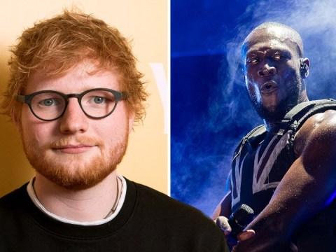 Ed Sheeran celebrates Stormzy's epic Glastonbury 2019 headline set: 'This is just the start'