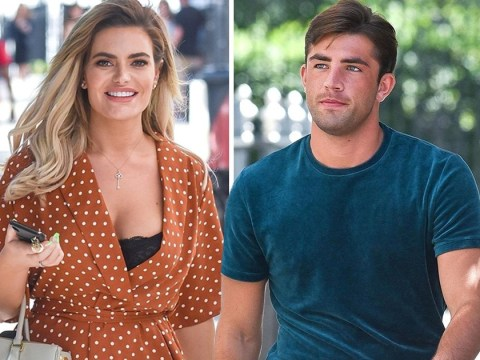 Jack Fincham moves on from Dani Dyer as he films for Celebs Go Dating with Megan Barton-Hanson
