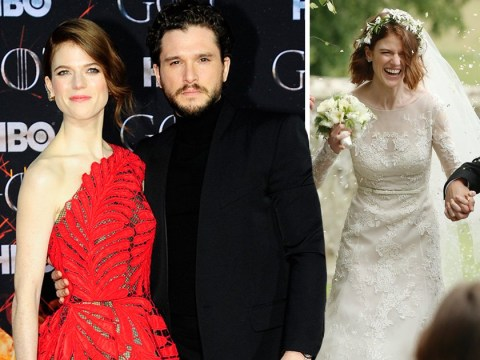 Kit Harington and Rose Leslie celebrate one-year wedding anniversary together in London after his rehab stint