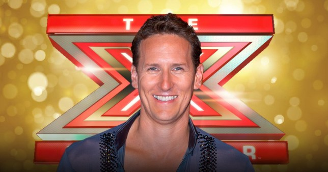 Caption: Brendan Cole lined up for Celebrity X Factor? Picture: ITV, Getty