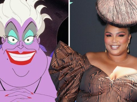 Lizzo is determined to play Ursula in The Little Mermaid live-action remake