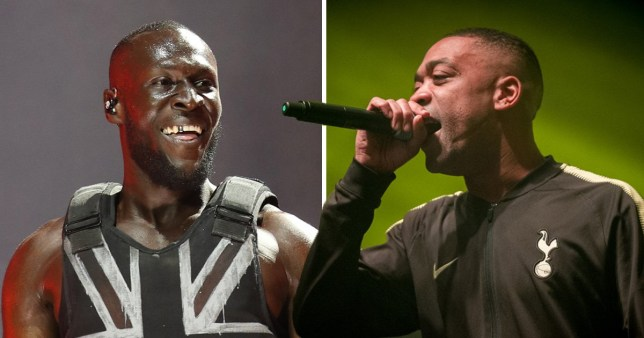 Stormzy and Wiley comp
