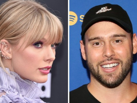 Taylor Swift 'really doesn't care about Scooter Braun backlash'