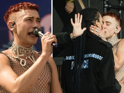 Years & Years singer Olly Alexander steals Glastonbury with passionate LGBTQ rights speech