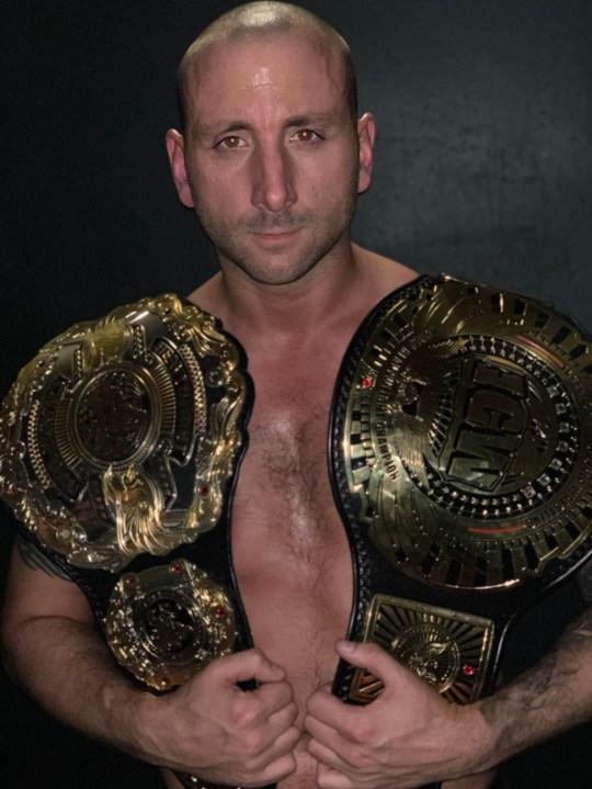 Wrestler passed away aged 36