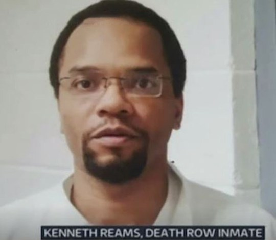 Life on death row Kenneth Reams ITV