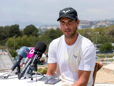 Rafael Nadal names his 'candidates' to win Wimbledon and predicts a surprise