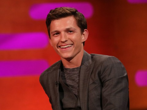 Tom Holland 'is dating family friend Olivia Bolton' and hearts are breaking everywhere
